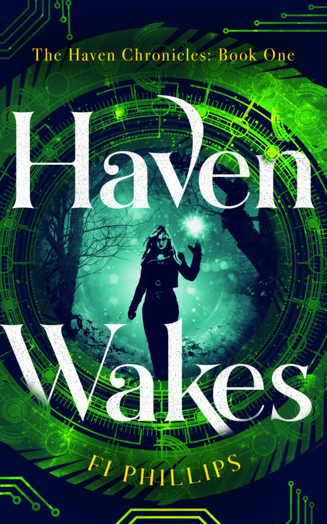 Haven Wakes book cover