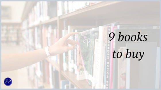 9 books to buy