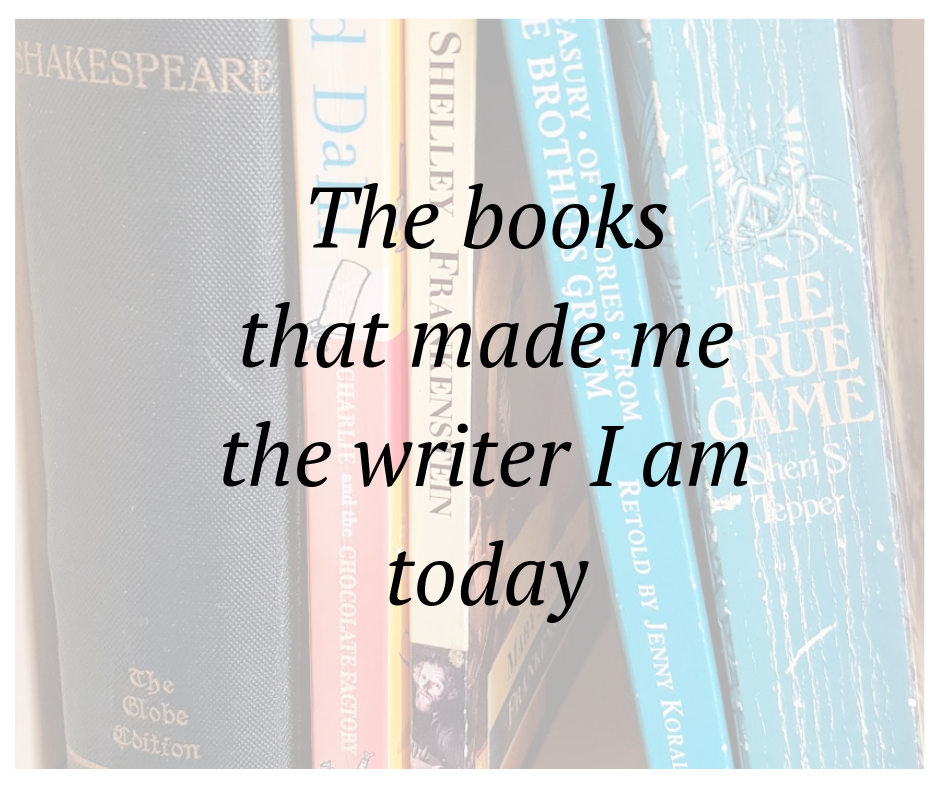 The books that made me the writer I am today
