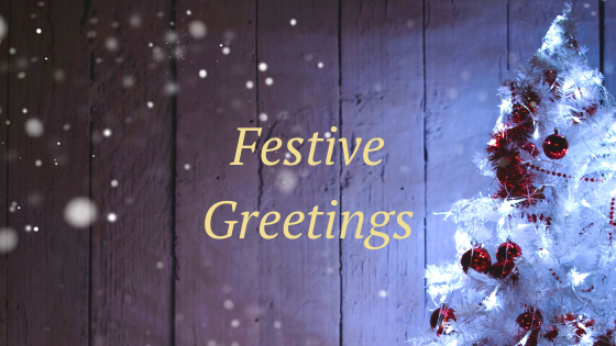 festive greetings