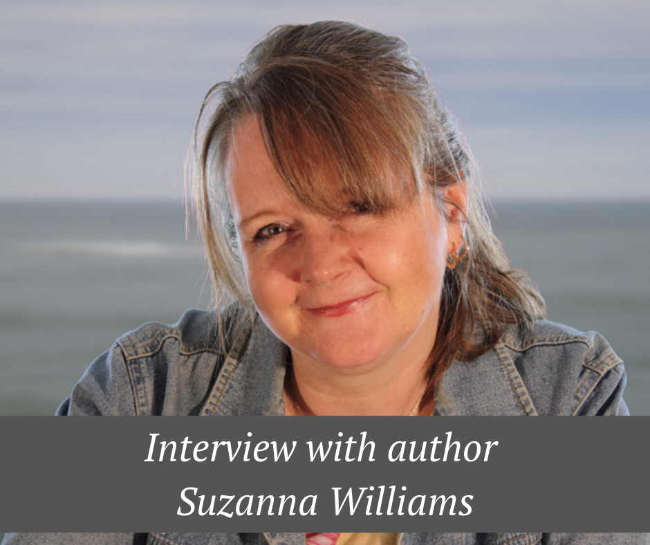 interview with author Suzanna Williams