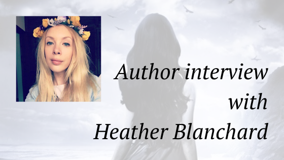 author interview with heather blanchard