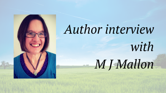 author interview with M J Mallon