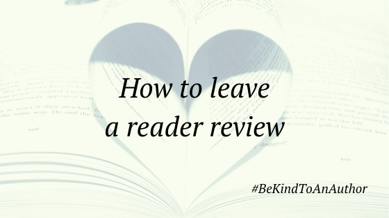 how to leave a reader review