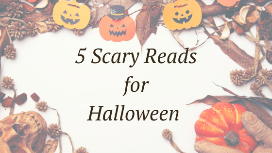 5 scary reads for Halloween