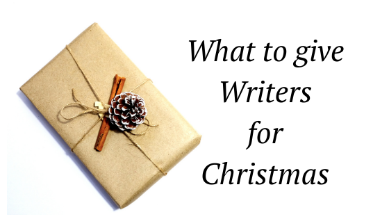 what to give writers for Christmas
